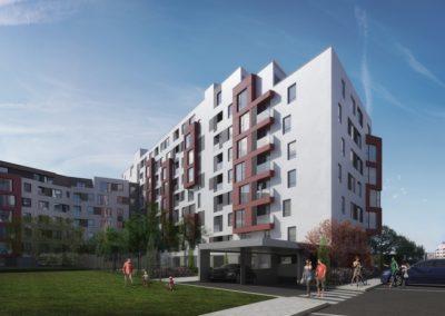 Жилищна сграда ESTA Home апартаменти ново строителство